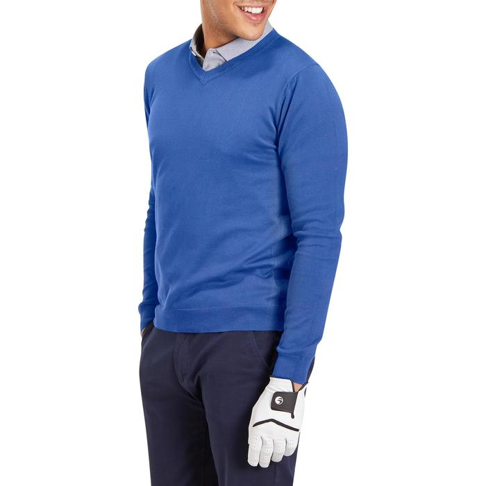 PULL GOLF HOMME 500 chiné - 1194883