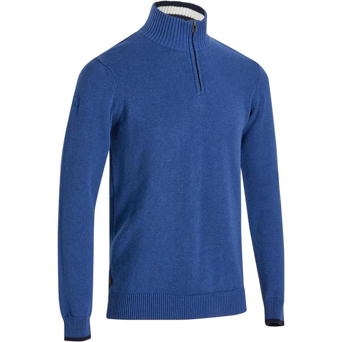 PULL GOLF TEMPS FROID MARINE POUR HOMME - 1194891