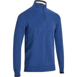 PULL GOLF TEMPS FROID MARINE POUR HOMME