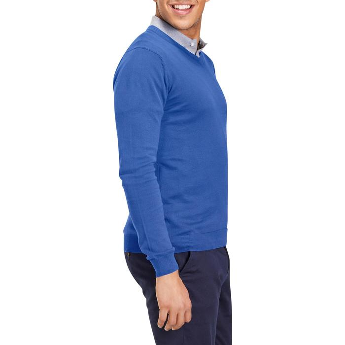 PULL GOLF HOMME 500 chiné - 1195042