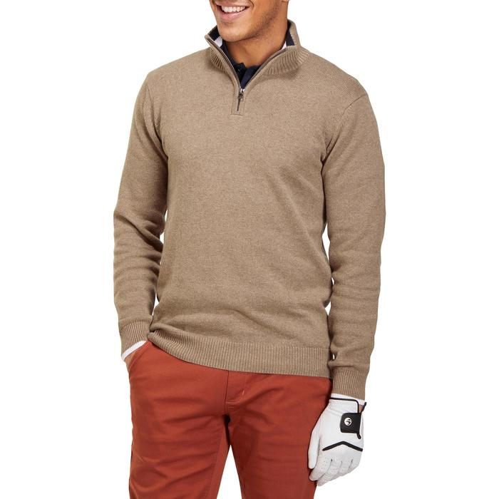 PULL GOLF TEMPS FROID MARINE POUR HOMME - 1195078