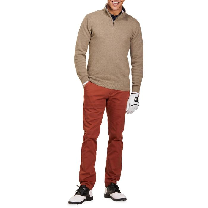 PULL GOLF TEMPS FROID MARINE POUR HOMME - 1195101