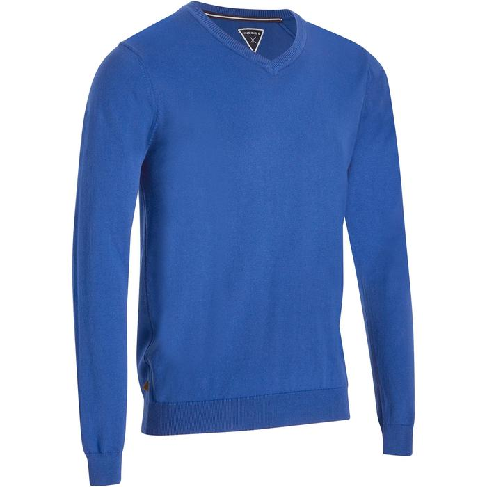 PULL GOLF HOMME 500 chiné - 1195105