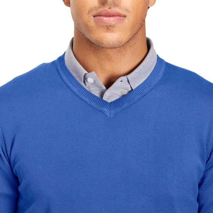PULL GOLF HOMME 500 chiné - 1195114