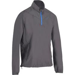 Golf Windbreaker Herren grau