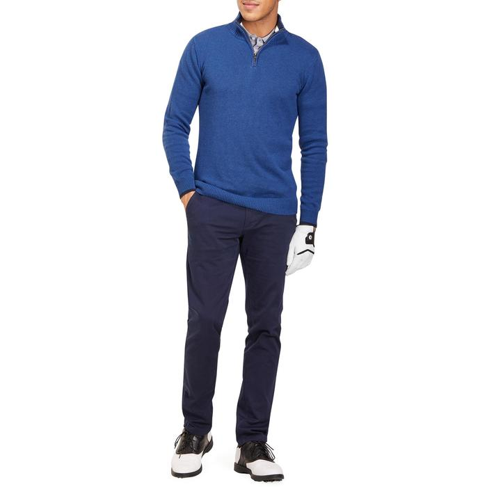 PULL GOLF TEMPS FROID MARINE POUR HOMME - 1195170