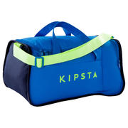 20-litrska športna torba Kipocket – modro-rumena