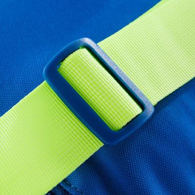 حقيبة رياضية Kipocket Team 20 لتر - أزرق/أصفر