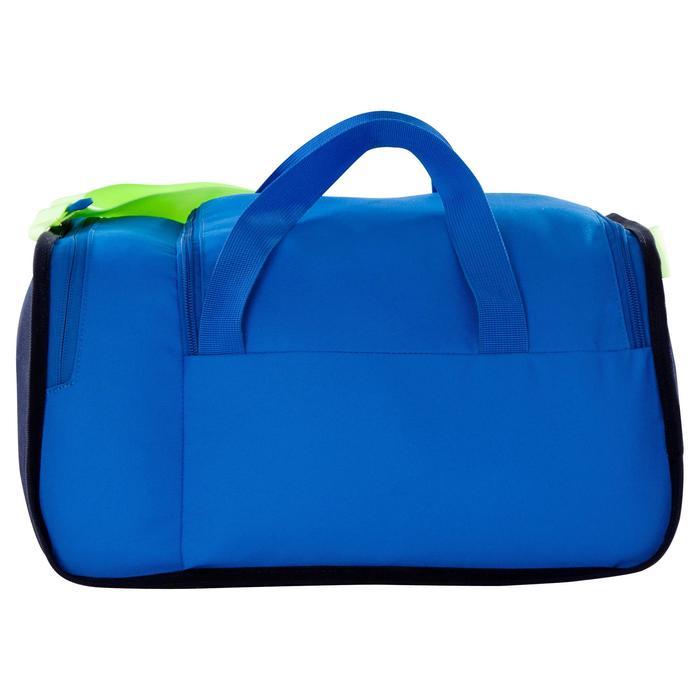 Teamsporttas Kipocket 20 liter blauw/geel