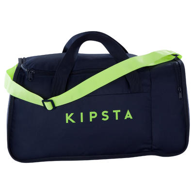 Kipocket Team Sports Bag 40 Litres - Blue/Yellow