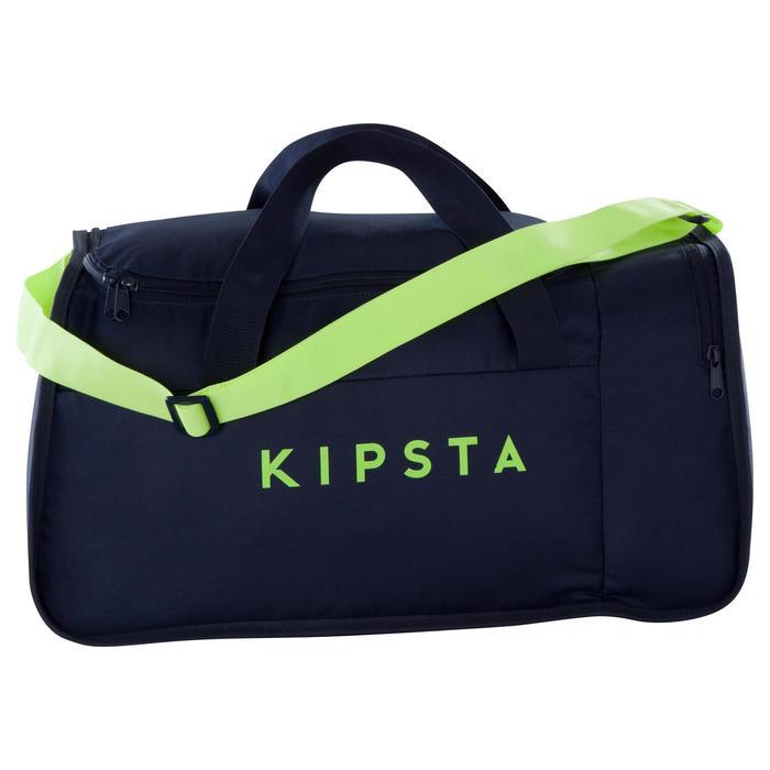 Teamsporttas Kipocket 40 liter blauw/geel