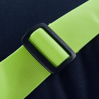 حقيبة رياضية Kipocket Team 40 لتر - أزرق/أصفر