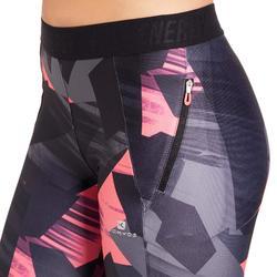Energy+ Women's Printed Cardio Fitness Leggings - Pink