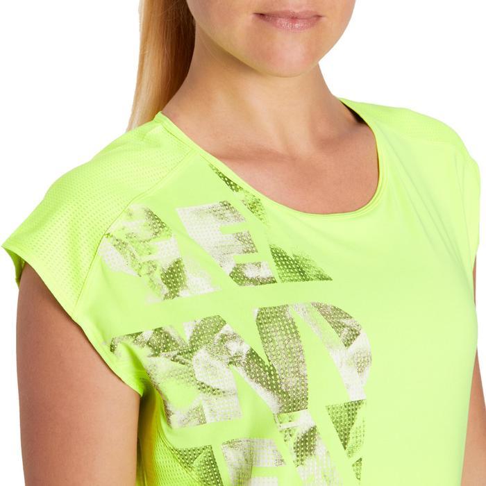 T-shirt loose fitness cardio femme Energy - 1195483