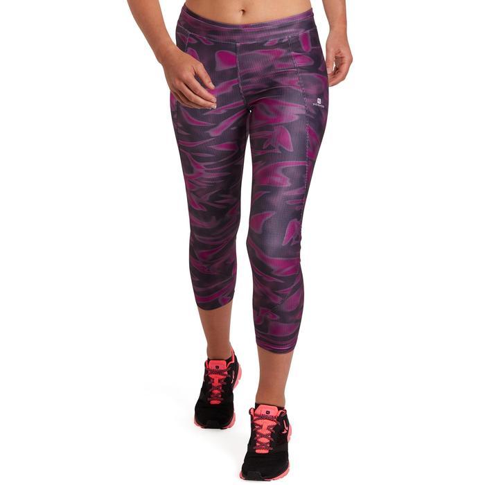 Legging 7/8 fitness cardio-training femme 100 - 1195495
