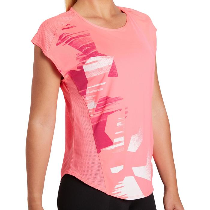 Loose T-shirt fitness cardio dames Energy - 1195774
