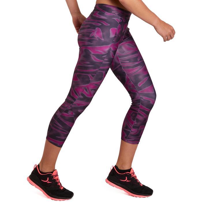 Legging 7/8 fitness cardio-training femme 100 - 1195778