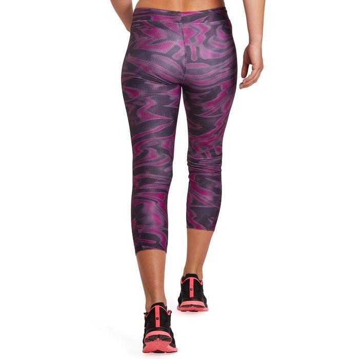 Legging 7/8 fitness cardio-training femme 100 - 1195821