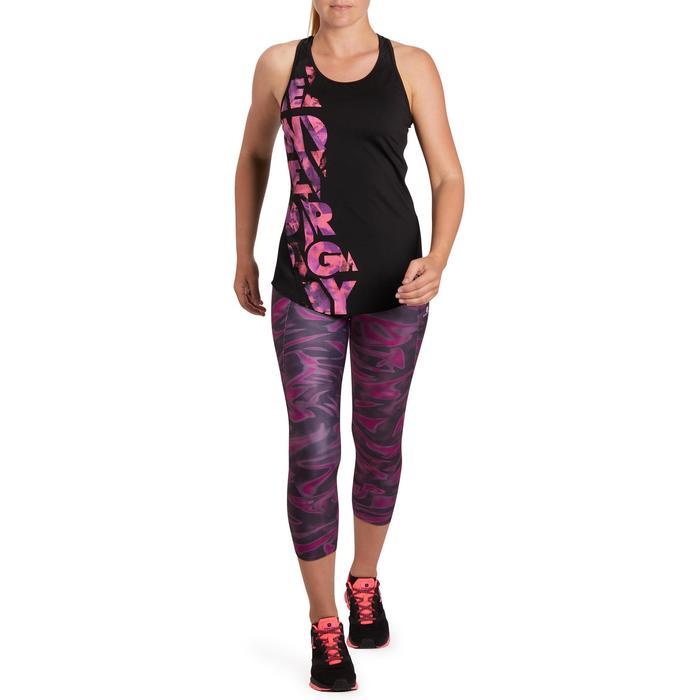 Legging 7/8 fitness cardio-training femme 100 - 1195824