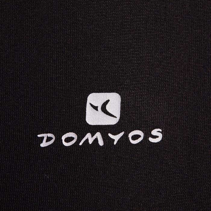 Corsaire fitness cardio femme noir 100 Domyos - 1195944