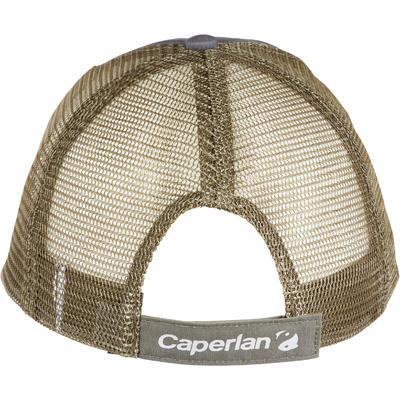 FISHING CAP500 GREY
