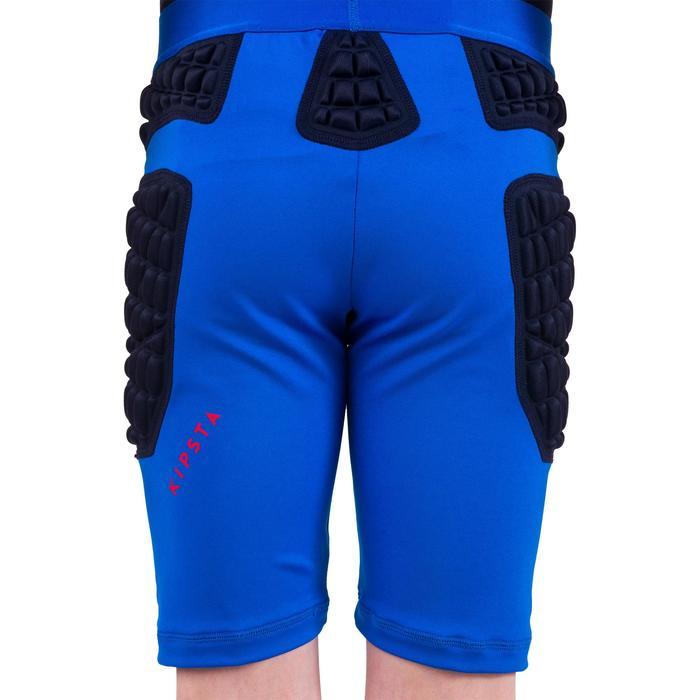 Sous short protection rugby enfant bleu - 1196221