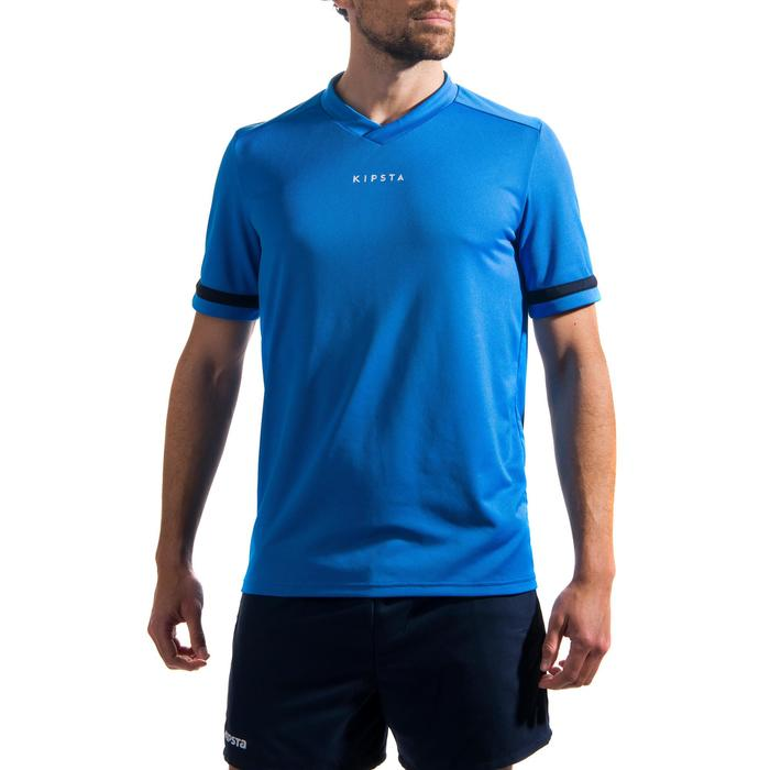 Maillot rugby adulte Full H 100 bleu