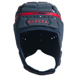 Casque rugby Full H 700 bleu rouge