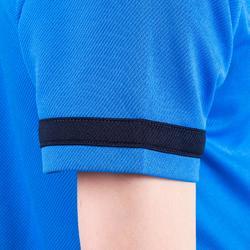 Maillot de rugby 100 enfant bleu