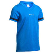 Playera de rugby adulto Full H 100 azul