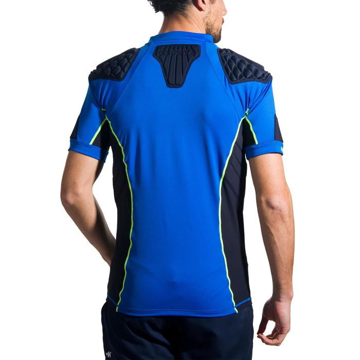 Épaulière rugby adulte R500 bleu
