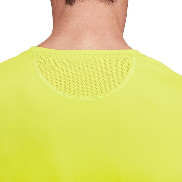 T-shirt fitness cardio homme noir imprimé FTS 120 - 1196780