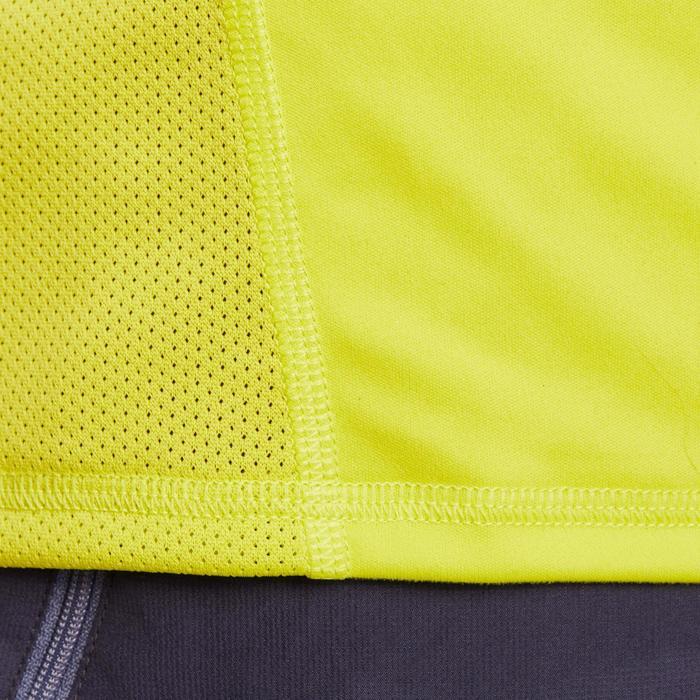 T-shirt fitness cardio homme noir imprimé FTS 120 - 1196822