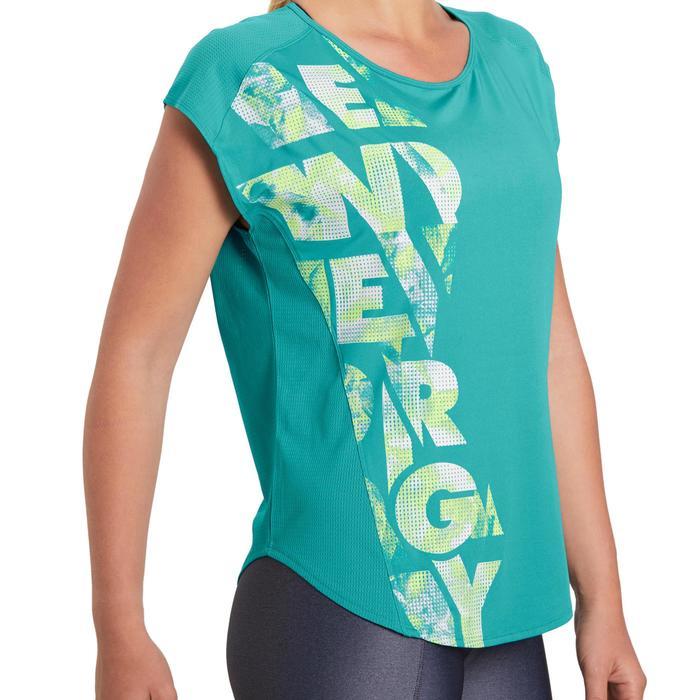 T-shirt loose fitness cardio femme Energy - 1196904