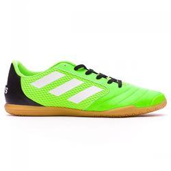 Zaalvoetbalschoenen Ace 17.4 voor volwassenen groen