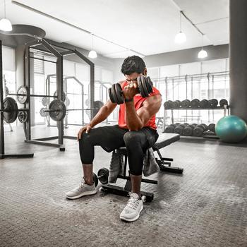 Fitnessarmband vívosmart 3 schwarz Größe Small/Medium