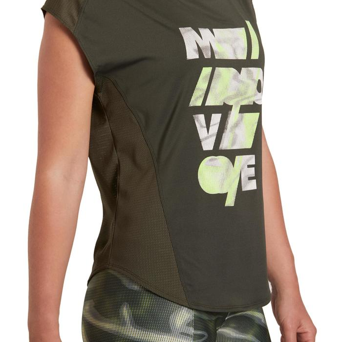 T-shirt loose fitness cardio femme Energy - 1197049