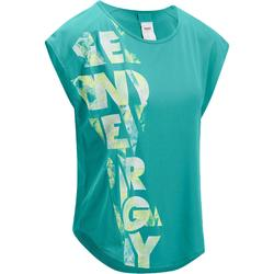 T-shirt loose fitness cardio femme Energy