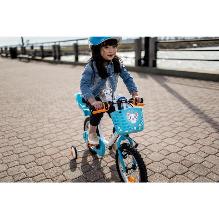 Korb Arctic Kinder blau