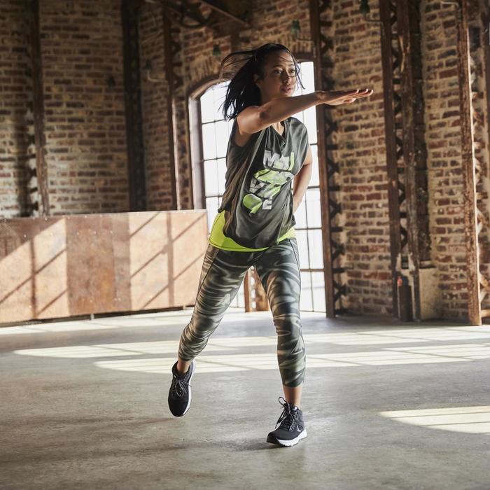 7/8 fitness cardio femme noir 100 Domyos - 1197109