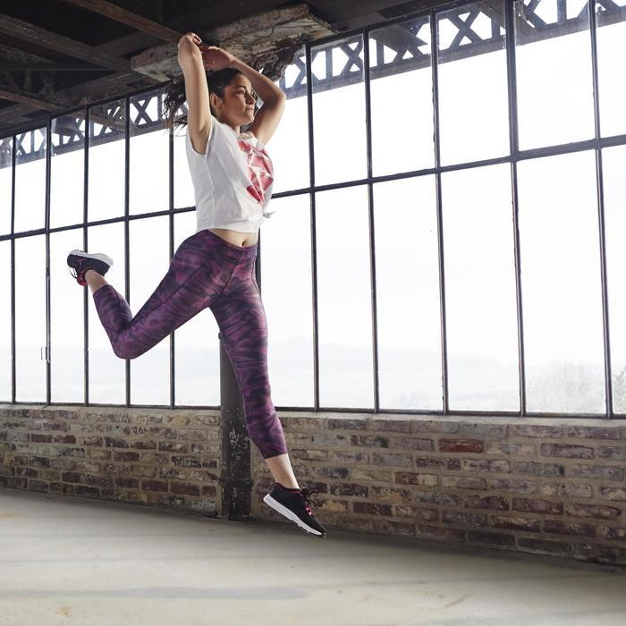 T-shirt loose fitness cardio femme Energy - 1197111