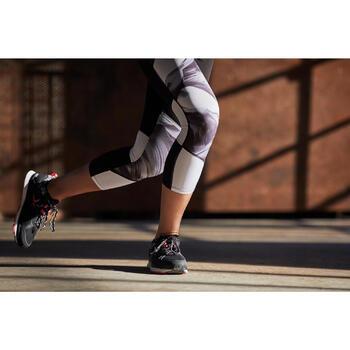 Chaussures fitness cardio 900 femme noir et - 1197138