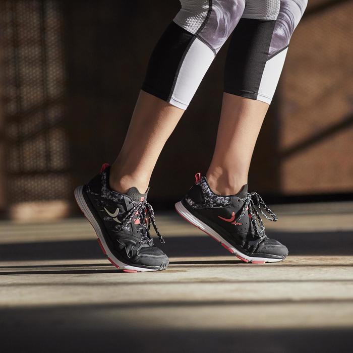 Chaussures fitness cardio 900 femme noir et - 1197148