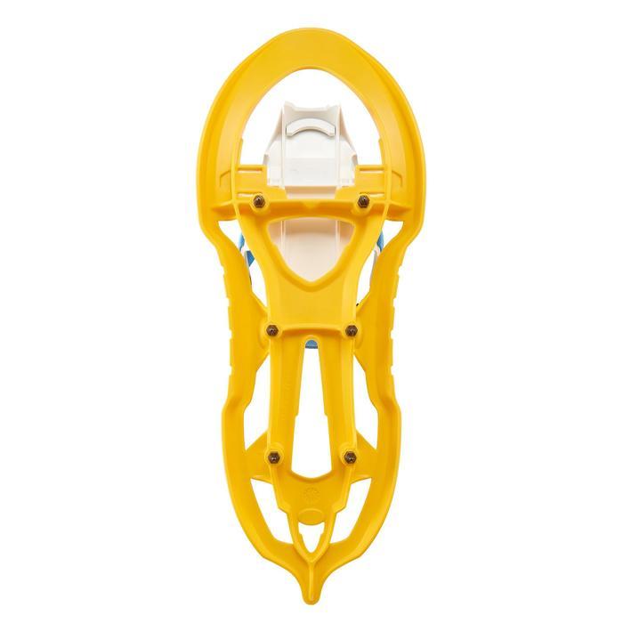 Raquettes à neige junior Duicky jaune - 1197240