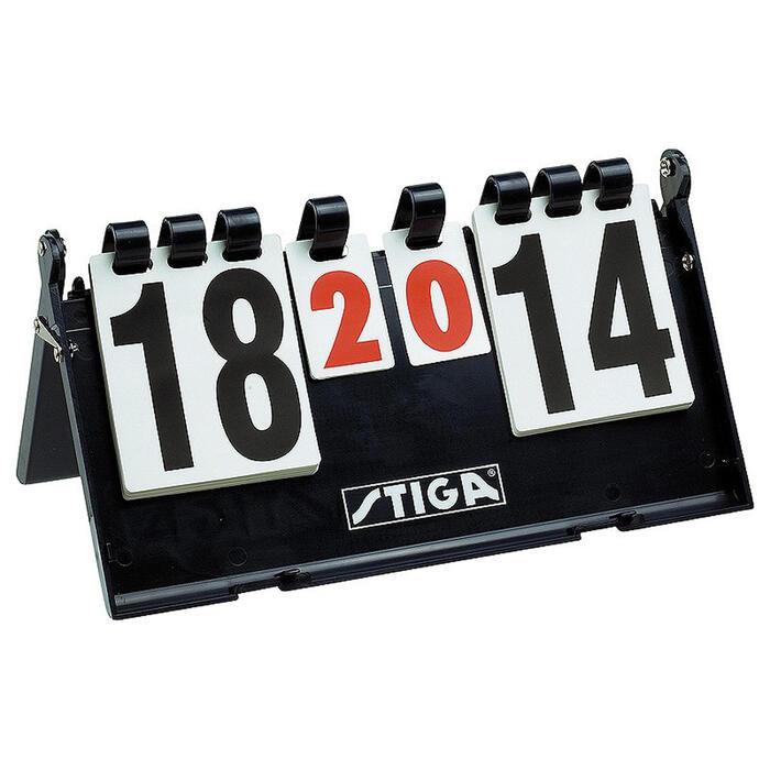 Scorebord voor tafeltennis STIFF