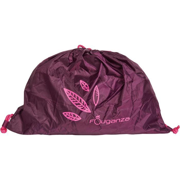 Reithelm-Tasche faltbar violett