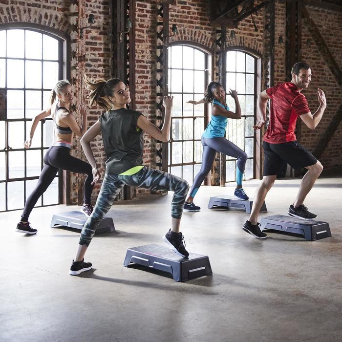 7/8 fitness cardio femme noir 100 Domyos - 1197318