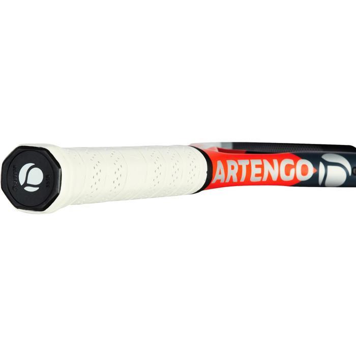 Set de raquette de tennis TR 530 lite Rouge avec sa housse pour les accessoires - 1197389