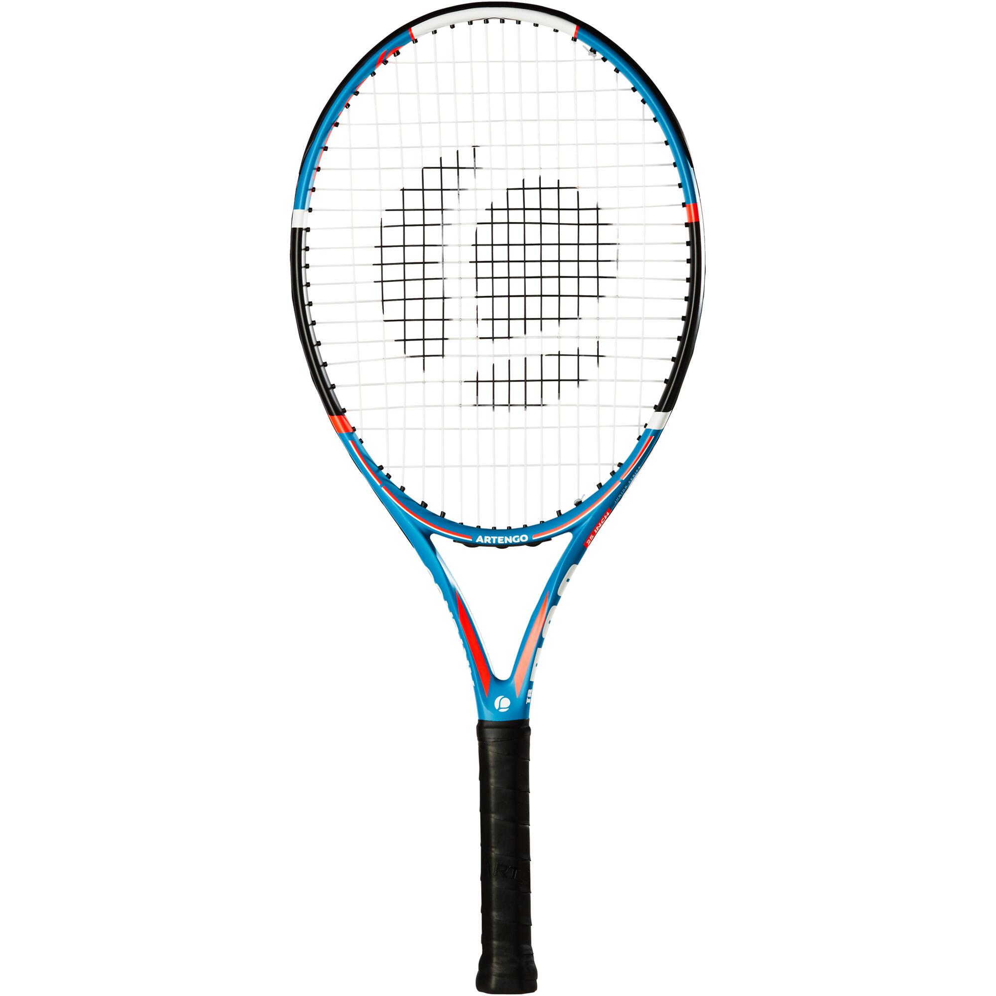 Raquette de tennis enfant tr530 25 bleu artengo - Raquette de tennis de table decathlon ...