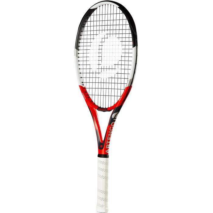 Set de raquette de tennis TR 530 lite Rouge avec sa housse pour les accessoires - 1197393